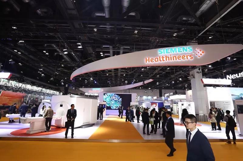西门子医疗携多项创新产品与服务亮相第30届国际医疗仪器设备展示会