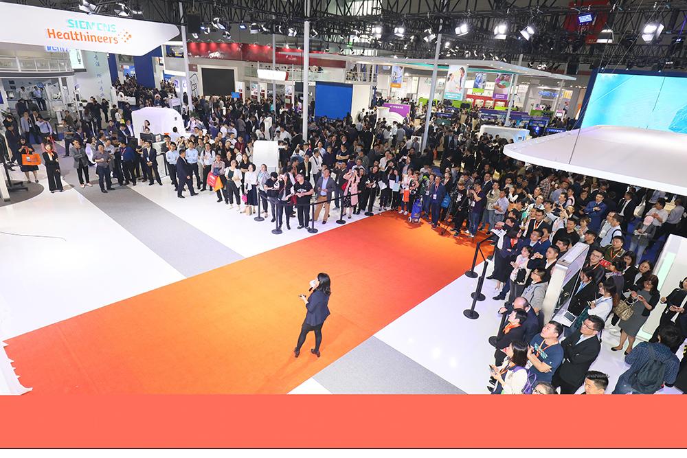 西门子医疗多项新品齐发 亮相第79届中国国际医疗器械(春季)博览会