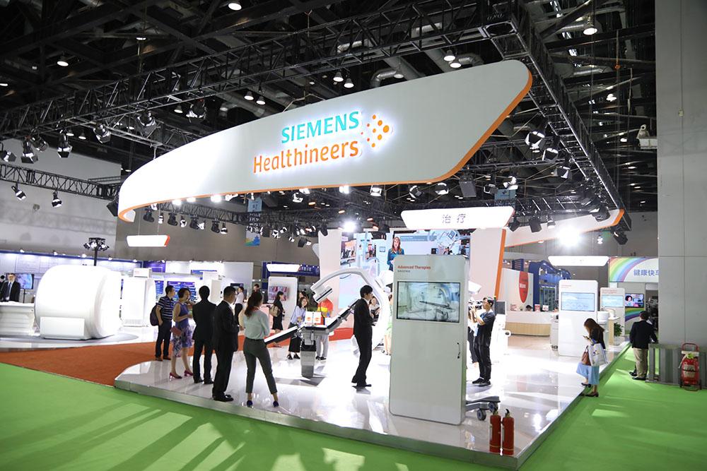 西门子医疗前沿解决方案和数字化客户服务平台亮相2018 HOSPEQ