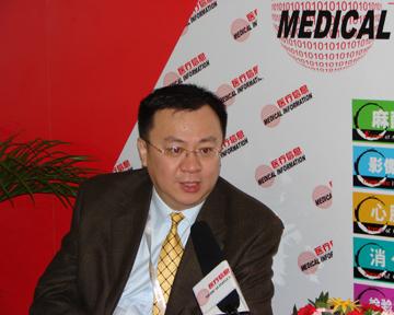 GE医疗市场部总经理曹承治视频访谈